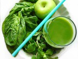 Meatless Monday : Mint Cooler Green Juice