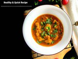 Nourishing Indian Chicken Stew – Healthy and Quick Recipe