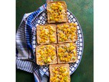 Spicy and Skinny Cheese Corn Toast