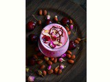 Super Youth Cherry Rose Smoothie