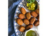 Vegetable Kabab: Vegan & Glutenfree (Fried + Baked Version)