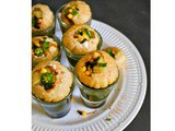 Vodka Pani Puri – (Vodka Infused Savory Indian Snack)
