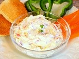 A Blast from Christmas Past:  Creamy Dried Beef Dip