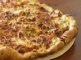 And the Award Goes to . . . Golden Potato Bacon and Rosemary Pizza