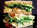 Building America's Better Sandwich with Oroweat: Honey, Walnut and Brie on Whole Grain and a Great Giveaway