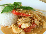 Help for the Busy Cook: Quick Panang Curry