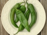 It's Hatch Chile Time:  Green Chile, Cheese and Onion Dip