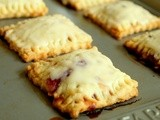 Omg:  Homemade Pop Tarts with My Quick and Simple Blueberry Refrigerator Jam