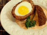 Scotch Eggs for my Favorite Clock Setter