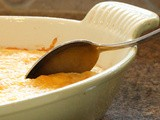 Side Dish Recipe Redo for Christmas Dinner:  Cheesy Chipotle Bacon Grits Casserole
