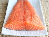 Trying to Like Salmon:  Apple Soy Marinade