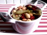 3 (or 4, or 5) Bean Salad, a Perfect and Easy End of Summer Potluck Dish