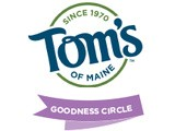 Eat.Live.Blog is in the Tom's of Maine Goodness Circle…It's kind-of like the Circle of Trust, only better