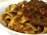 Gourmet Comfort Food Recipe: Pulled Beef Ragu