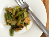 Green bean casserole from scratch – Dairy free