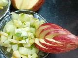 Apple - Cucumber Salad