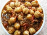 Channa Masala - All Time Favourite
