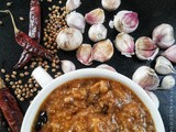 Garlic / Poondu Kadayal - Healthy Country Food
