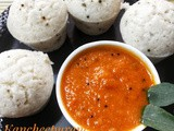 Kanchipuram Idli (Kovil Idli) - Idli with a Flavour