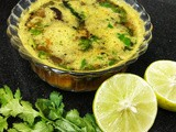 Lemon Rasam - Lime and Lemony.. Rasam