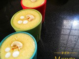 Mango Lassi - Use the Season