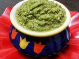 Mint-Curry Leaves Chutney