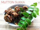 Mutton Sukka / Mutton Dry Roast