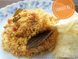Tomato Rice - Simple and Satisfying