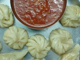 Veg Momos - South Asian Dumpling