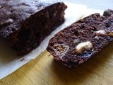 Chocolate Fruit and Nut Loaf