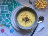 (Dairy Free) Sweet Corn Chowder