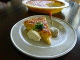 Flourless Lemon Coconut Tart