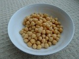 Getting evangelical about pulses- chickpeas