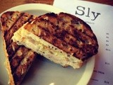 Porchetta, Fennel and Applecrack Toastie at Sly Surry Hills – Is This Sydney's Best Sandwich