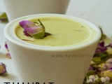 Thandai ~a drink for Holi~