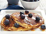 The Best Pancakes On The Planet (Gluten-Free & Sugar-Free!)