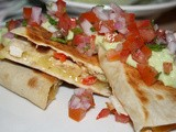 Chicken Quesadilla Recipe