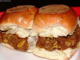 Dabeli | Indian Sloppy Joe