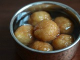 Bread Gulab Jamun, How to make Instant Gulab Jamuns with Bread