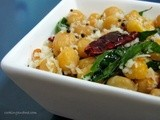 Navratri Festival Recipes 2013 - Navaratri Sundal Recipes (South Indian)