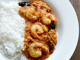 Prawn coconut curry recipe step by step