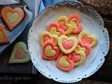 Sweetheart Sugar Cookies - Heart-Shaped Sugar Cookies for Valentines Day