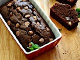 Whole Wheat Brownie Recipe - Atta & Jaggery Brownies, Step by Step