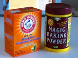 Difference Between Baking Soda & Baking Powder