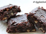 Easy Eggless Brownies using Silken Tofu