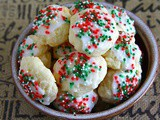 Easy Italian Ricotta Cheese Cookies