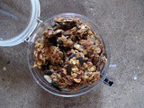 Banana Hazelnut Granola, and the Athlete's Guide to Sugar
