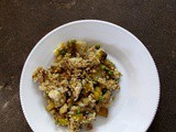 Savory Vegetable Crumble