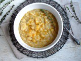 Smoked Paprika Vegetable Chowder with Orange Zest