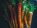 Spring Roasted Carrots and choosing resiliency